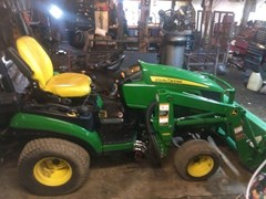 Tractor - Compact Utility For Sale 2016 John Deere 1025R , 25 HP