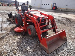 Tractor - Compact Utility For Sale Kubota B7510HSD , 21 HP
