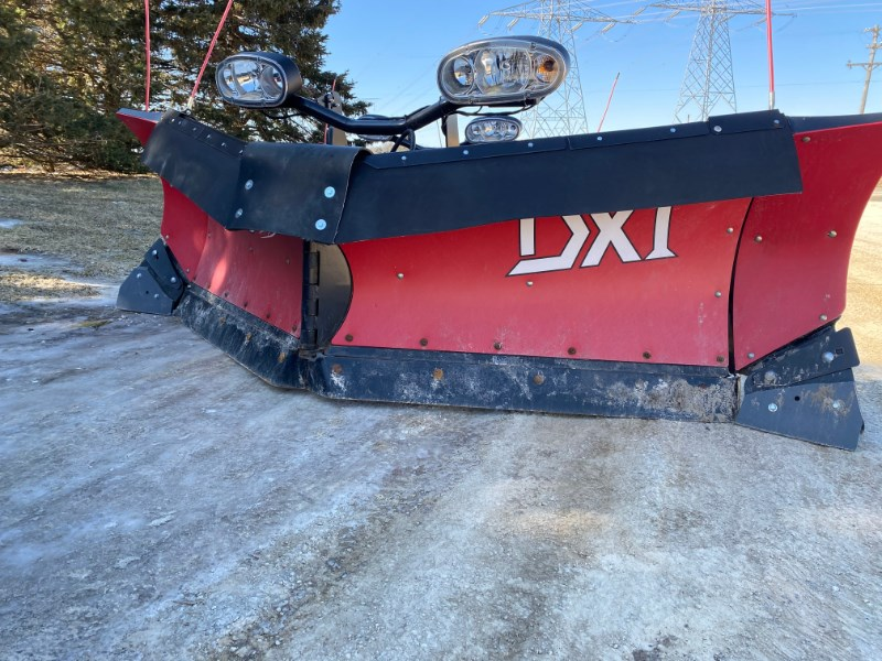 2016 Boss 9.2 Poly DXT Snow Blade For Sale