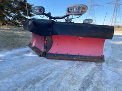 Snow Blade For Sale 2010 Boss 8.2 Power V
