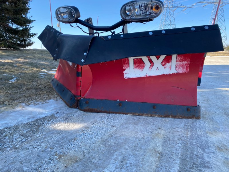 2012 Boss 8.2 Steel DXT Snow Blade For Sale