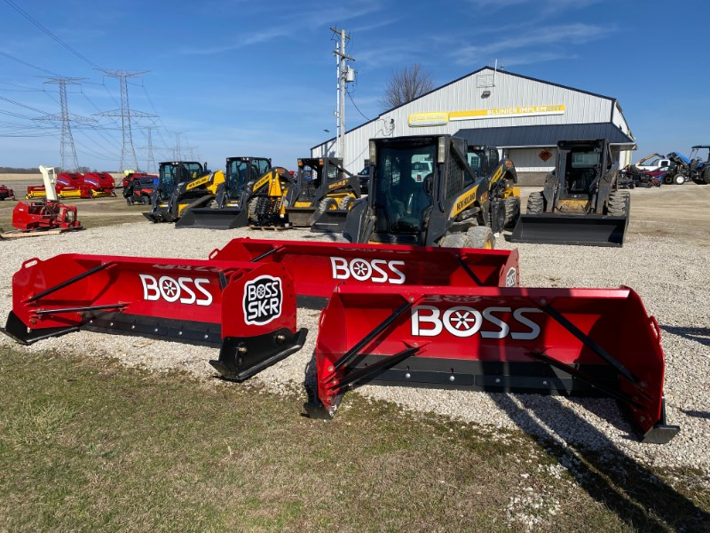 2020 Boss SK BOXES Snow Blade For Sale