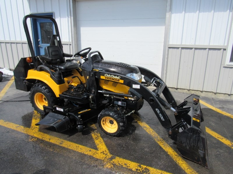 2009 Yanmar SC2400 Tractor For Sale
