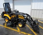 Tractor For Sale: 2009 Yanmar SC2400, 24 HP