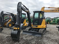 Excavator-Mini For Sale 2020 Deere 50G