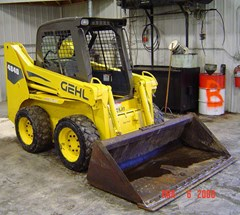 Skid Steer For Sale 2004 Gehl SL4840 , 60 HP