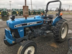 Tractor - Compact Utility For Sale 1996 Ford 3930 , 52 HP