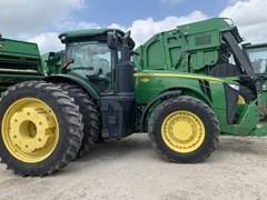 Tractor - Row Crop For Sale 2017 John Deere 8345R , 345 HP