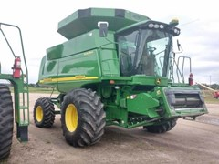 Combine For Sale 2007 John Deere 9660 STS