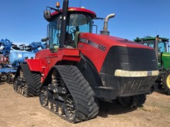 Tractor - Track For Sale 2012 Case IH 500QT , 500 HP