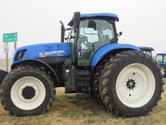 Tractor For Sale 2015 New Holland T7.230