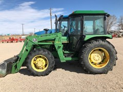 Tractor For Sale 1986 John Deere 2750 , 75 HP