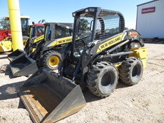 Skid Steer For Sale 2017 New Holland L218 , 57 HP