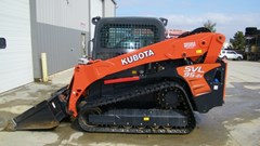 Skid Steer-Track For Sale 2018 Kubota SVL95-2SHFC , 96 HP