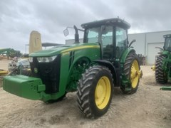 Tractor - Row Crop For Sale 2014 John Deere 8245R , 245 HP