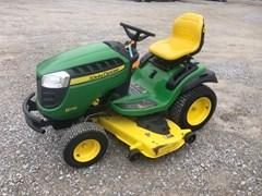 Riding Mower For Sale 2014 John Deere D170