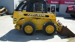 Skid Steer For Sale 2004 Deere 240