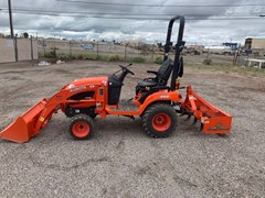 Tractor For Sale Kubota BX2670HST