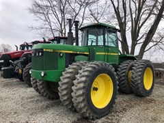 Tractor - 4WD For Sale 1988 John Deere 8450 , 225 HP