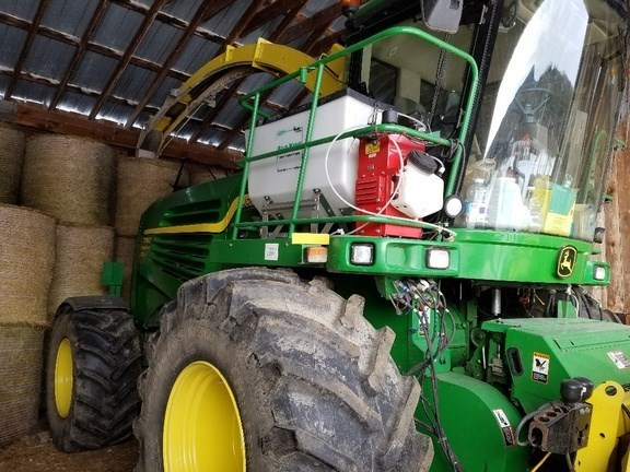 2014 John Deere 7780 Forage Harvester-Self Propelled For Sale