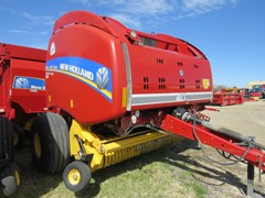 Baler-Round For Sale 2015 New Holland 560