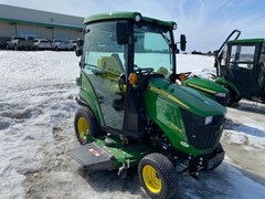 Tractor - Compact Utility For Sale:  2018 John Deere 1025R , 25 HP