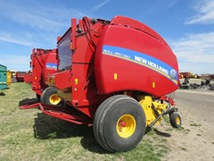 Baler-Round For Sale 2016 New Holland 560RB