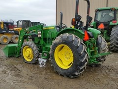 Tractor - Utility For Sale 2017 John Deere 5075E , 75 HP