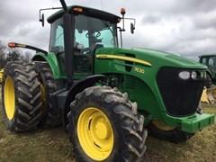 Tractor - Row Crop For Sale 2007 John Deere 7630 , 140 HP