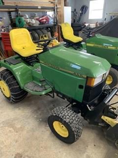 Lawn Mower For Sale 2001 John Deere 455