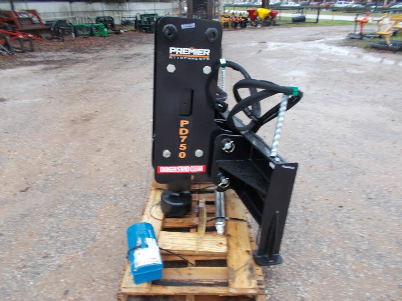 Premier Premier pd750 post driver / jack hammer combo Hydraulic Hammer For Sale