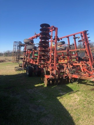 2008 Krause TL2600-27 Mulch Finisher For Sale