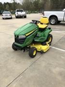 Riding Mower For Sale:  2018 John Deere X350 , 18 HP