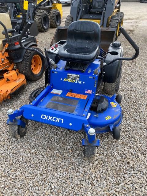 2013 Dixon SPEEDZTR 46 Zero Turn Mower For Sale