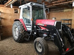 Tractor - Utility For Sale 1990 Massey Ferguson 3070 , 80 HP