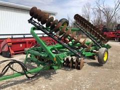 Disk Harrow For Sale John Deere 220
