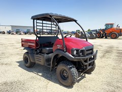 Utility Vehicle For Sale 2020 Kawasaki Mule SX