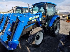 Tractor For Sale 2020 New Holland POWERSTAR 75