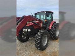 Tractor For Sale 2013 Case IH FARMALL 105C , 105 HP