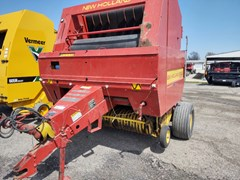 Baler-Round For Sale 1995 New Holland 660
