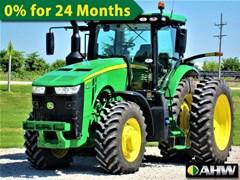 Tractor - Row Crop For Sale 2019 John Deere 8270R , 270 HP