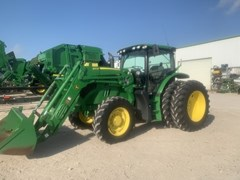 Tractor - Row Crop For Sale 2016 John Deere 6145R