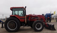 Tractor For Sale Case IH 7240