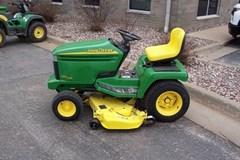 Riding Mower For Sale 2002 John Deere 345 , 20 HP
