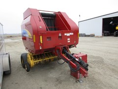 Baler-Round For Sale 2012 New Holland BR7070