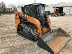 Skid Steer-Track For Sale 2014 Case TR270