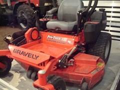 Zero Turn Mower For Sale 2015 Gravely PT460