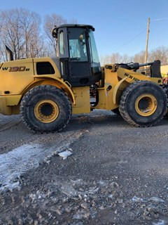 Wheel Loader For Sale New Holland W190B