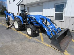 Tractor For Sale:  2015 New Holland Boomer 41 , 41 HP