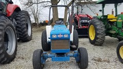 Tractor - Compact For Sale Ford New Holland 1720 , 27 HP